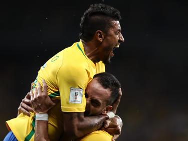 Paulinho traf für Rekord-Weltmeister Brasilien dreifach