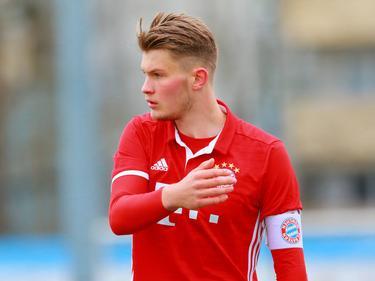Lars Mai gewann mit dem FC Bayern München gegen Schalke 04