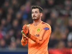 Roman Bürki ist mit Borussia Dortmund aus der Europa League ausgeschieden