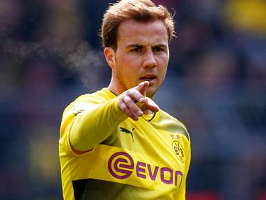 Mario Götze präsentierte sich beim BVB-Sieg gegen Hannover verbessert