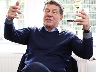 Otto Rehhagel trainierte neun Jahre lang die griechische Nationalmannschaft