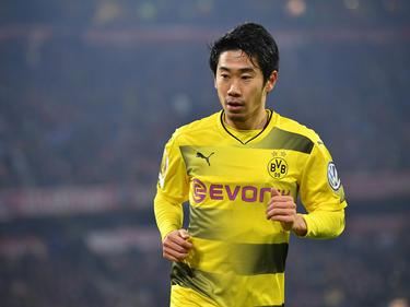 BVB-Mittelfeldspieler Shinji Kagawa droht die WM zu verpassen