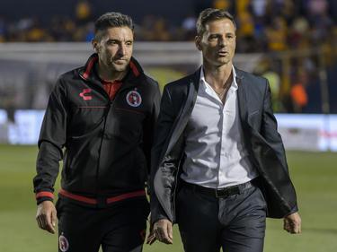 Diego Cocca le ganó la partida a su compatriota Almeyda. (Foto: Getty)