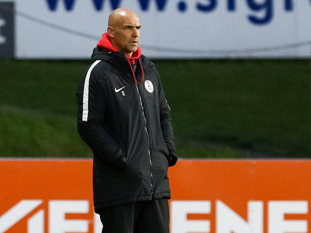 Thomas Letsch soll neuer Trainer in Aue werden