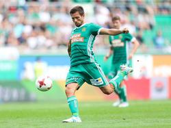 Thomas Schrammel absolvierte bislang 192 Bundesliga-Spiele