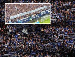 Fans von Schalke 04 kritisieren Sportvorstand Christian Heidel