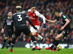 Mesut Özil glänzte im Heimspiel der Gunners mit einer Vorlage