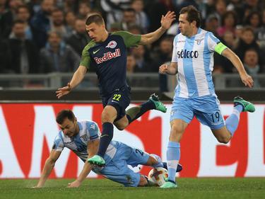Lazio war für Salzburg zumindest auswärts eine Nummer zu groß