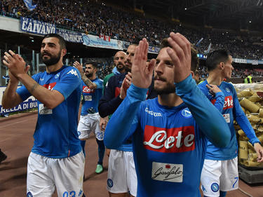 SSC Neapel gewinnt Spitzenspiel bei Juventus Turin