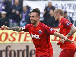 Der SC Paderborn steht kurz vor der Rückkehr in die 2. Bundesliga