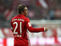 Philipp Lahm hat zu seinem Ausstieg beim FCB Stellung bezogen