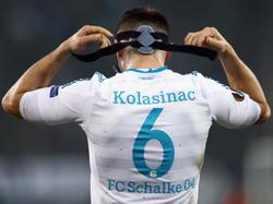 Kolašinac wird Schalke mutmaßlich weiterhin fehlen