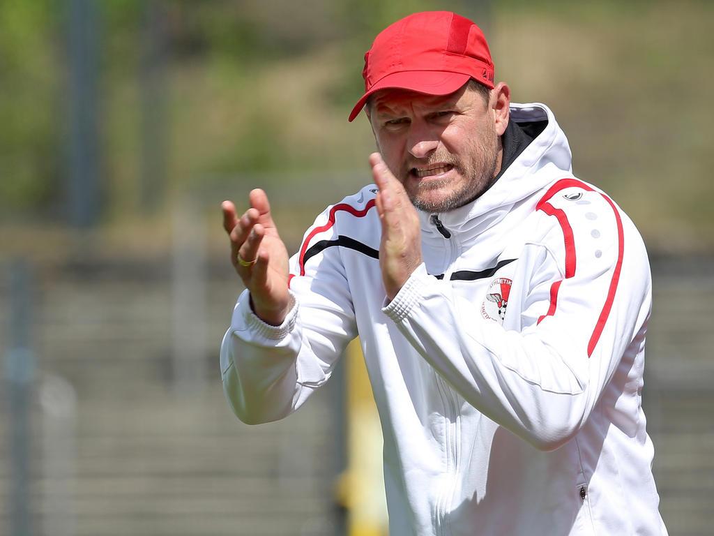 Steffen Baumgart ist neuer Coach des SC Paderborn