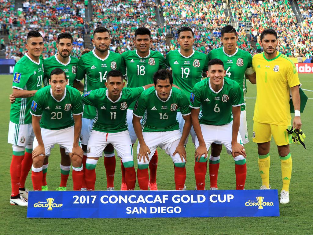 La selección azteca es clara favorita al título en Estados Unidos. (Foto: Getty)