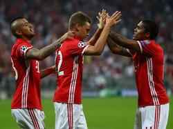 Der FC Bayern fegte über Rostov hinweg