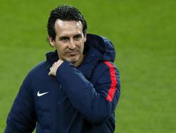Poleposition im Rennen um den Trainerposten beim Arsenal FC: Unai Emery