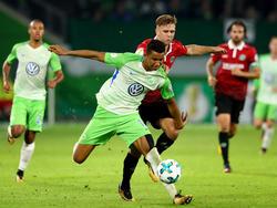Felix Uduokhai vom VfL Wolfsburg offenbar beim BVB auf dem Zettel