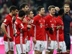 Der FC Bayern will seine Serie in Darmstadt fortsetzen