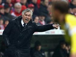 """Carlo Ancelotti kann """"nur"""" noch Meister mit den Bayern werden"""