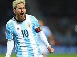 Leo Messi fue el mejor del partido con un gol y dos asistencias. (Foto: Imago)