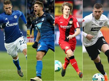 Vier Bundesligaspieler haben es in das vorläufige WM-Aufgebot Kroatiens gechafft
