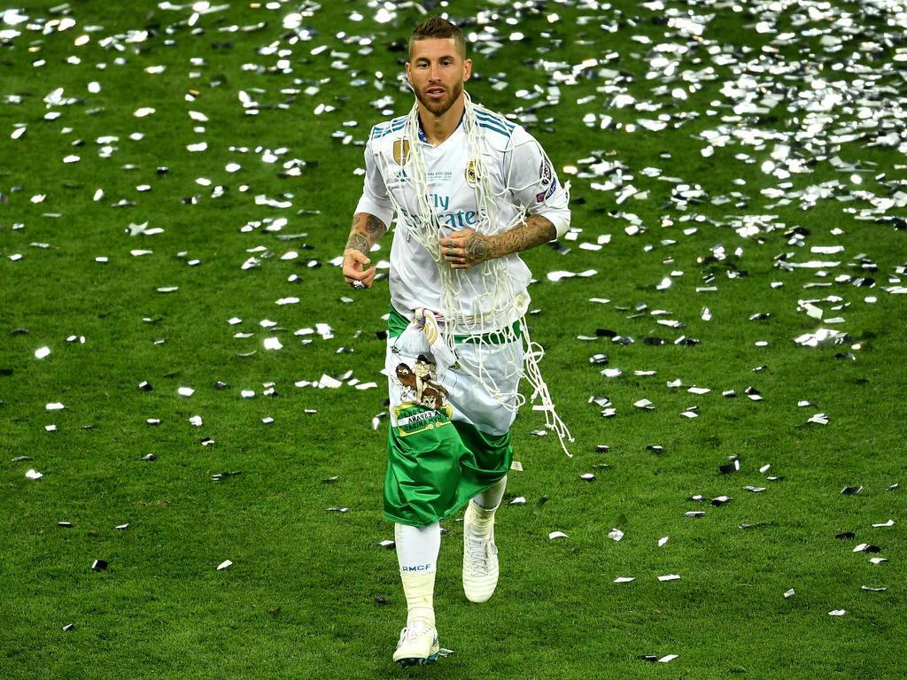 Kein Kind von Traurigkeit: Sergio Ramos