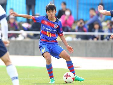 Takefusa Kubo ist jüngster japanischer Torschütze