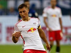 Leipzigs Kapitän Willi Orban will im Heimspiel gegen Schalke 04 drei Punkte einfahren