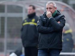 In Münster entlassen: Pavel Dotchev