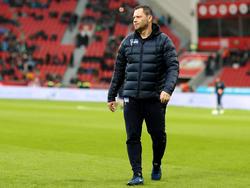Pál Dárdai war nach der Niederlage gegen Mainz angefressen
