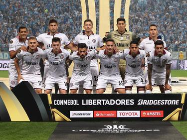 Lanús se tiene que conformar este año con la Sudamericana. (Foto: Getty)