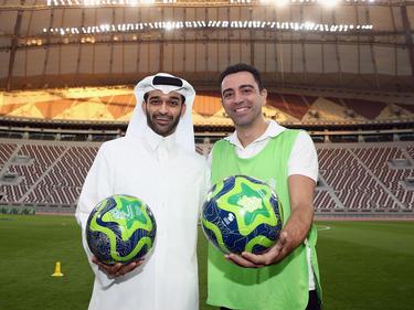Xavi verlängert in Katar um zwei weitere Jahre