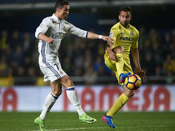 El Real Madrid quiere empezar a reaccionar contra los amarillos. (Foto: Getty)