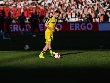 Marco Reus steht vor der Rückkehr ins Mannschaftstraining des BVB