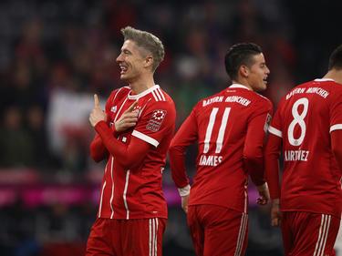 Lewandowski sigue siendo uno de los mejores goleadores del mundo. (Foto: Getty)