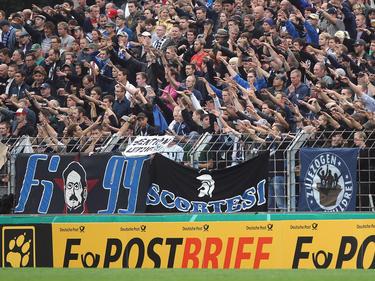 Fans und Vorstand des SV Babelsberg wehren sich gegen Vorwürfe