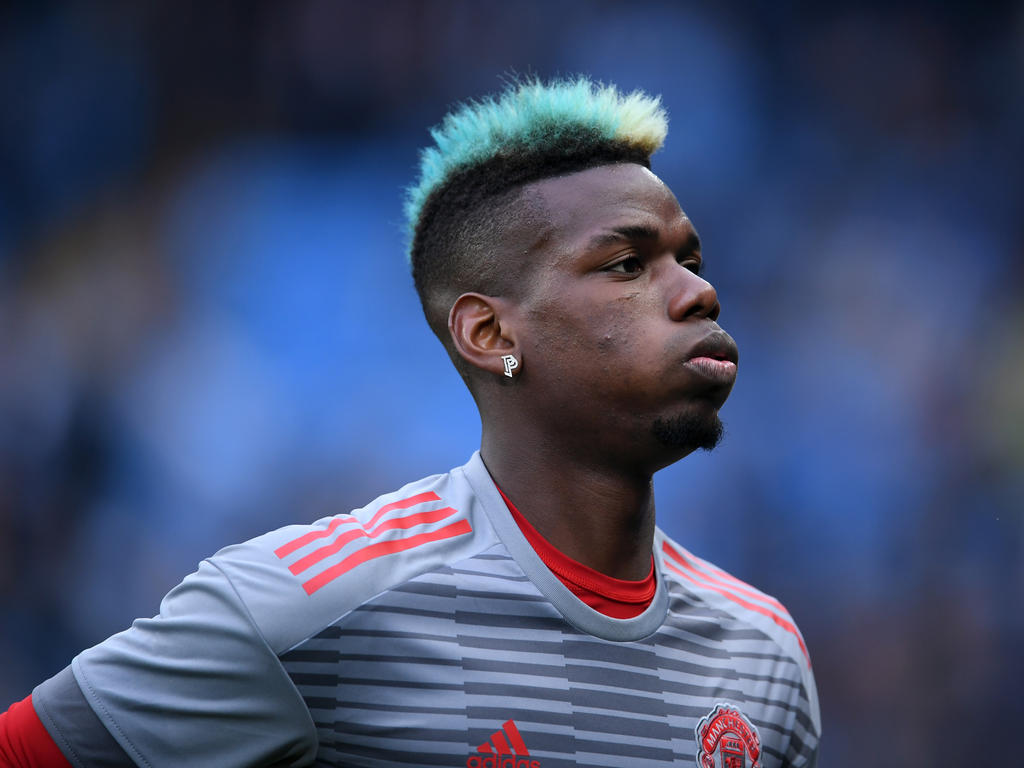 Pogba Issue Hanging Over Man United