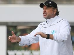 Alfred Kaminski ist kein Kickers-Coach mehr