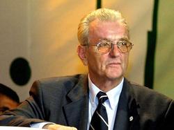 Bei Schwarz-Weiß Bregenz trauert man um Ex-Vereinsboss Hans Grill