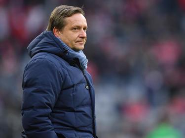 Horst Heldt könnte schon bald für den VfL Wolfsburg tätig sein