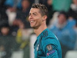 Cristiano Ronaldo war gegen Juventus einmal mehr der Mann des Abends