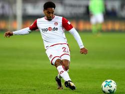 Wechselt vom FCK zu Mainz 05: Phillipp Mwene