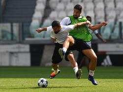 Sami Khedira steht vor seinem Pflichtspiel-Comeback