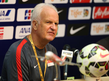 Bernd Stange wird syrischer Nationaltrainer