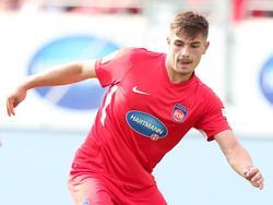 Nikola Dovedan hat im Frühjahr beim 1. FC Heidenheim aufgezeigt. © imago/Eibner