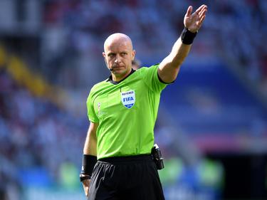 Szymon Marciniak pfeift das zweite Deutschland-Spiel