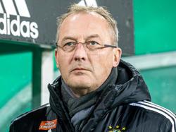 Fredy Bickel spielt in der Trainerfrage auf Zeit