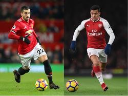 Henrikh Mkhitaryan und Alexis Sánchez werden wohl die Vereine tauschen