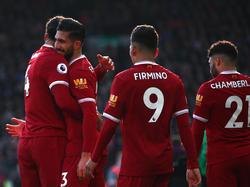Gute Stimmung bei den Reds