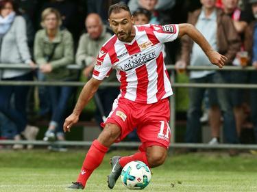 Hat sich am rechten Sprunggelenk verletzt: Akaki Gogia